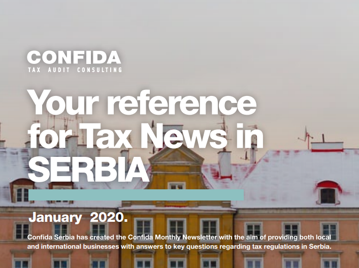 tax news january