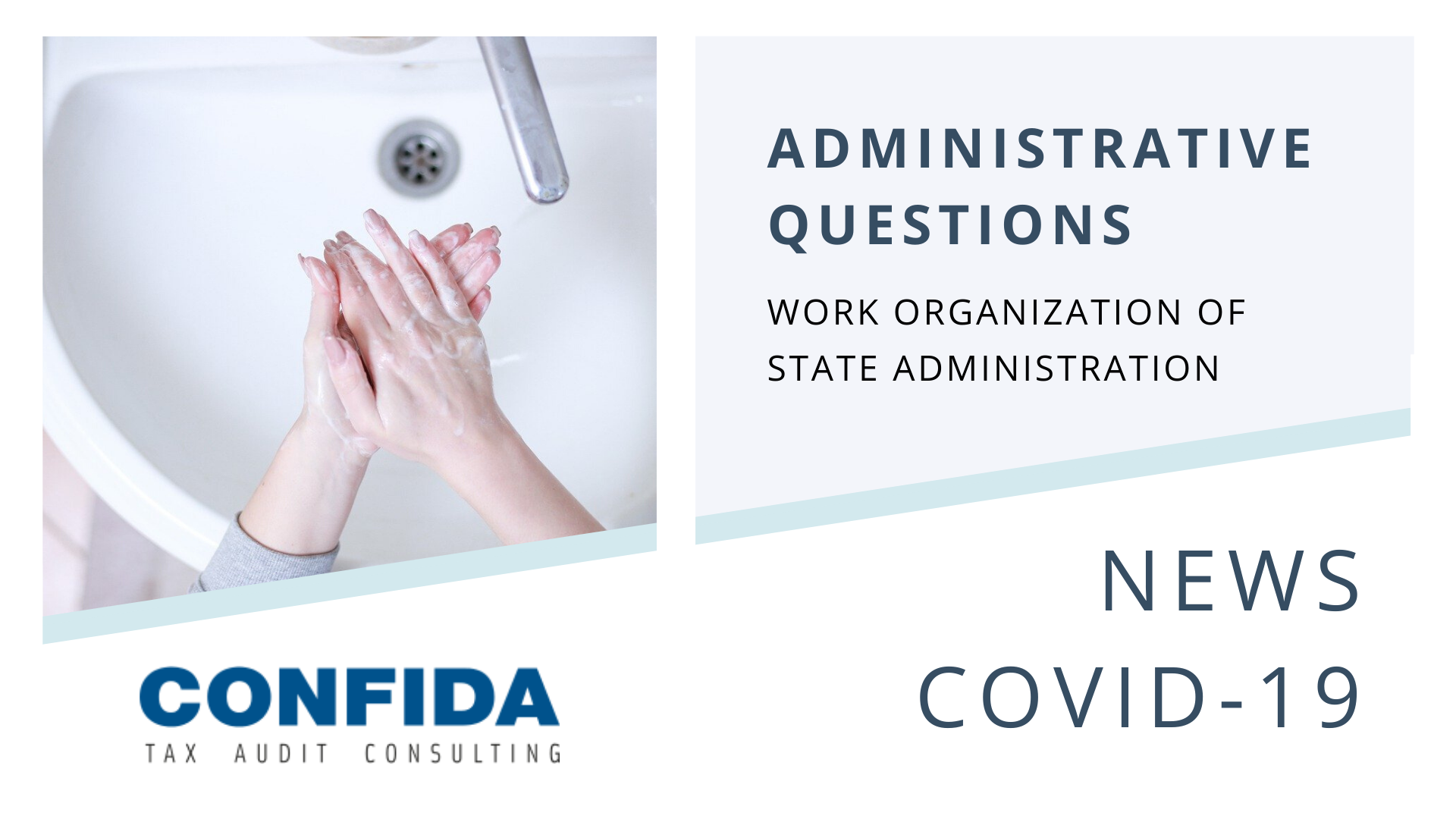 COVID-19: Administrative Questions
