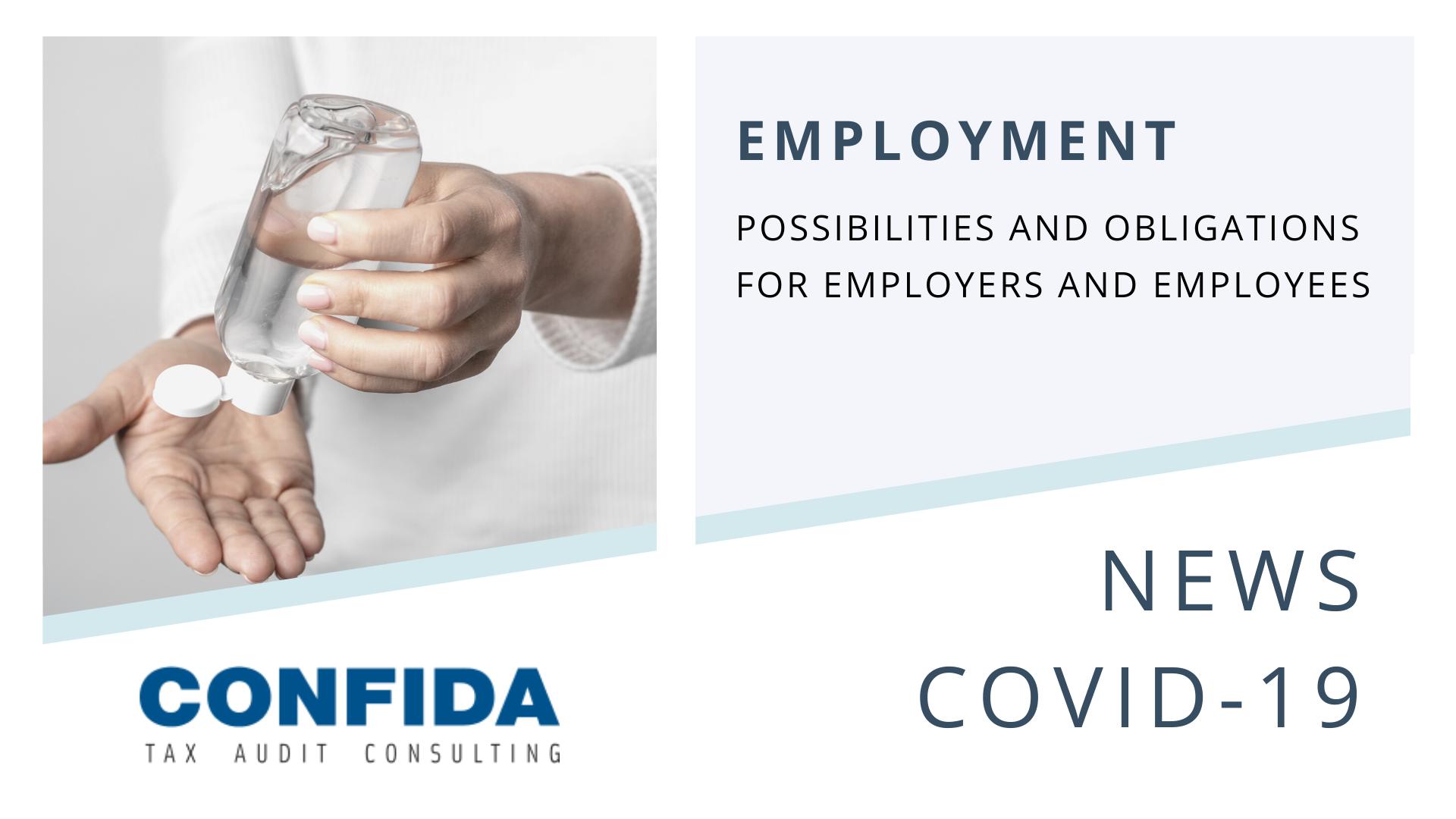 COVID-19: Employment