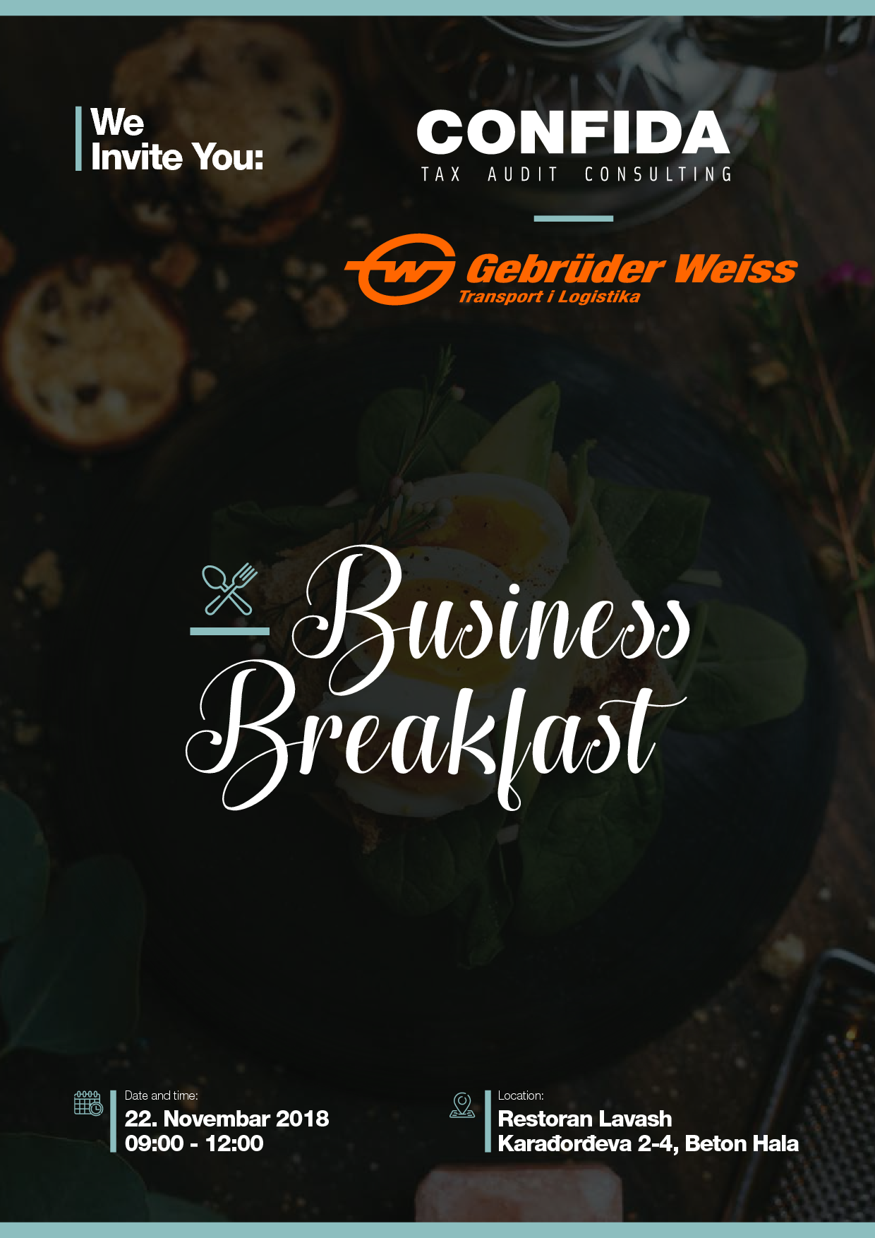 Annual Autumn Business Breakfast