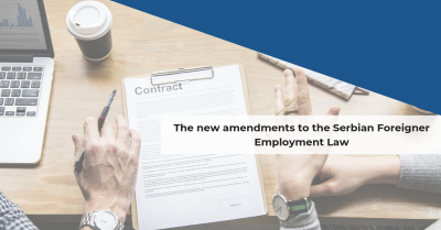 Foreigner Employment Law
