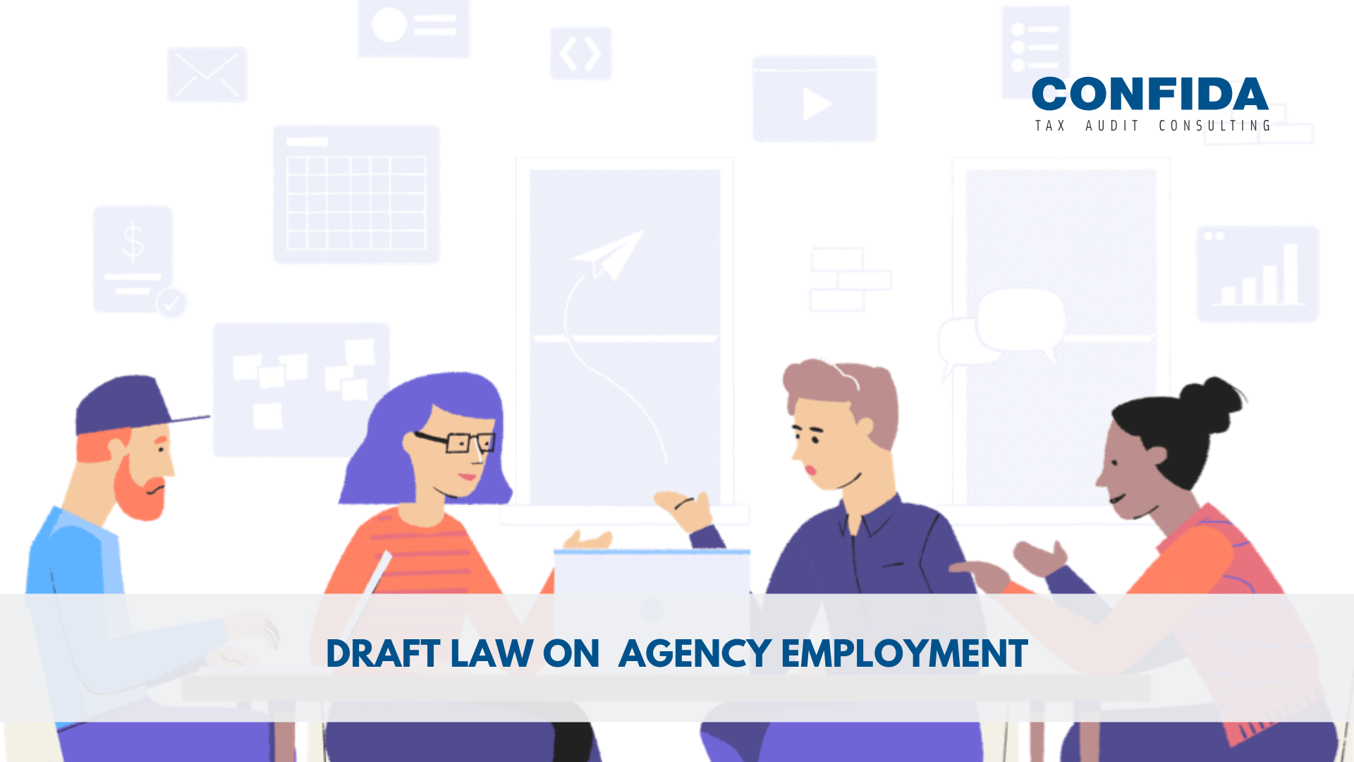 Draft Law on Agency Employment