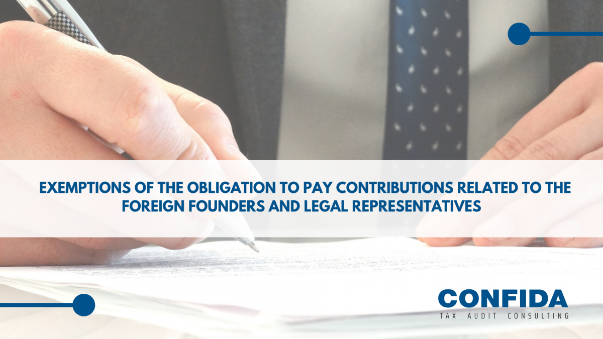 contributions foreign founders