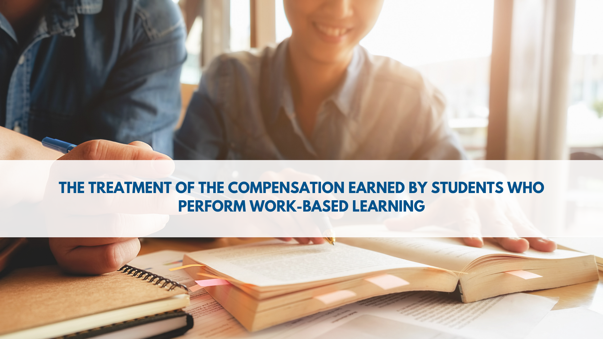 Law on Dual Education | The treatment of the compensation earned by students who perform work-based learning