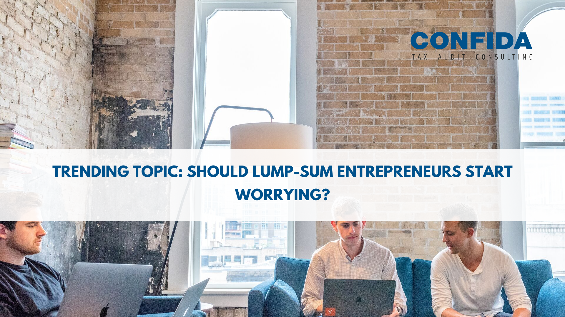 Trending topic | Should lump-sum entrepreneurs start worrying?