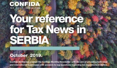 tax news October 2019