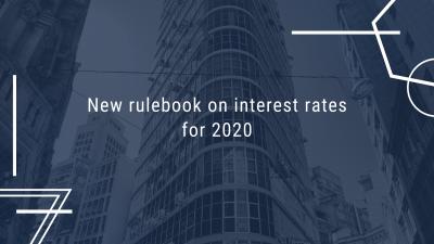 interest rates 2020