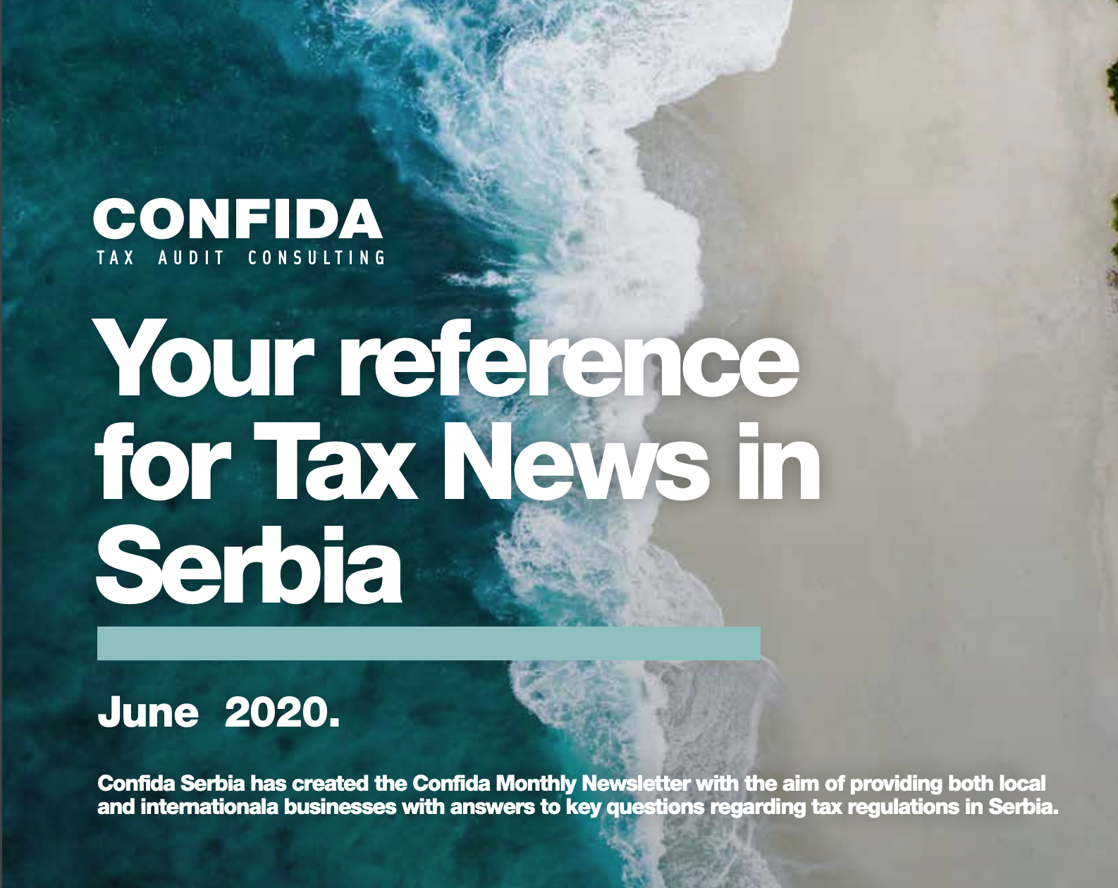 June 2020: Your reference for Tax News in Serbia