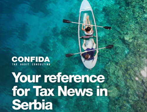 August 2020: Your reference for Tax News in Serbia