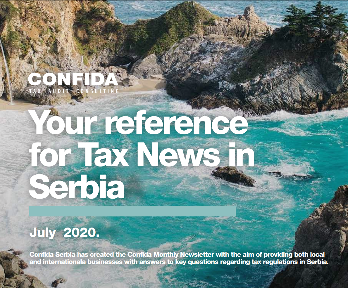 tax news july 2020