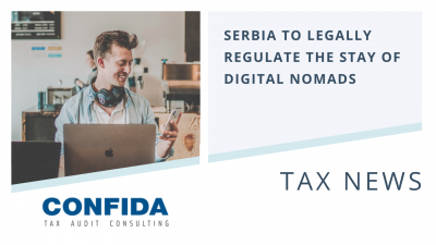 Serbia to Legally Regulate the Stay of Digital Nomads