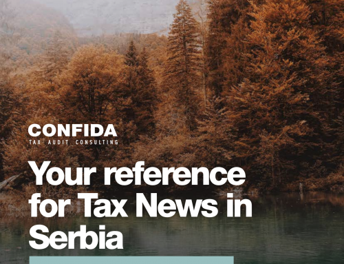October 2020: Your reference for Tax News in Serbia