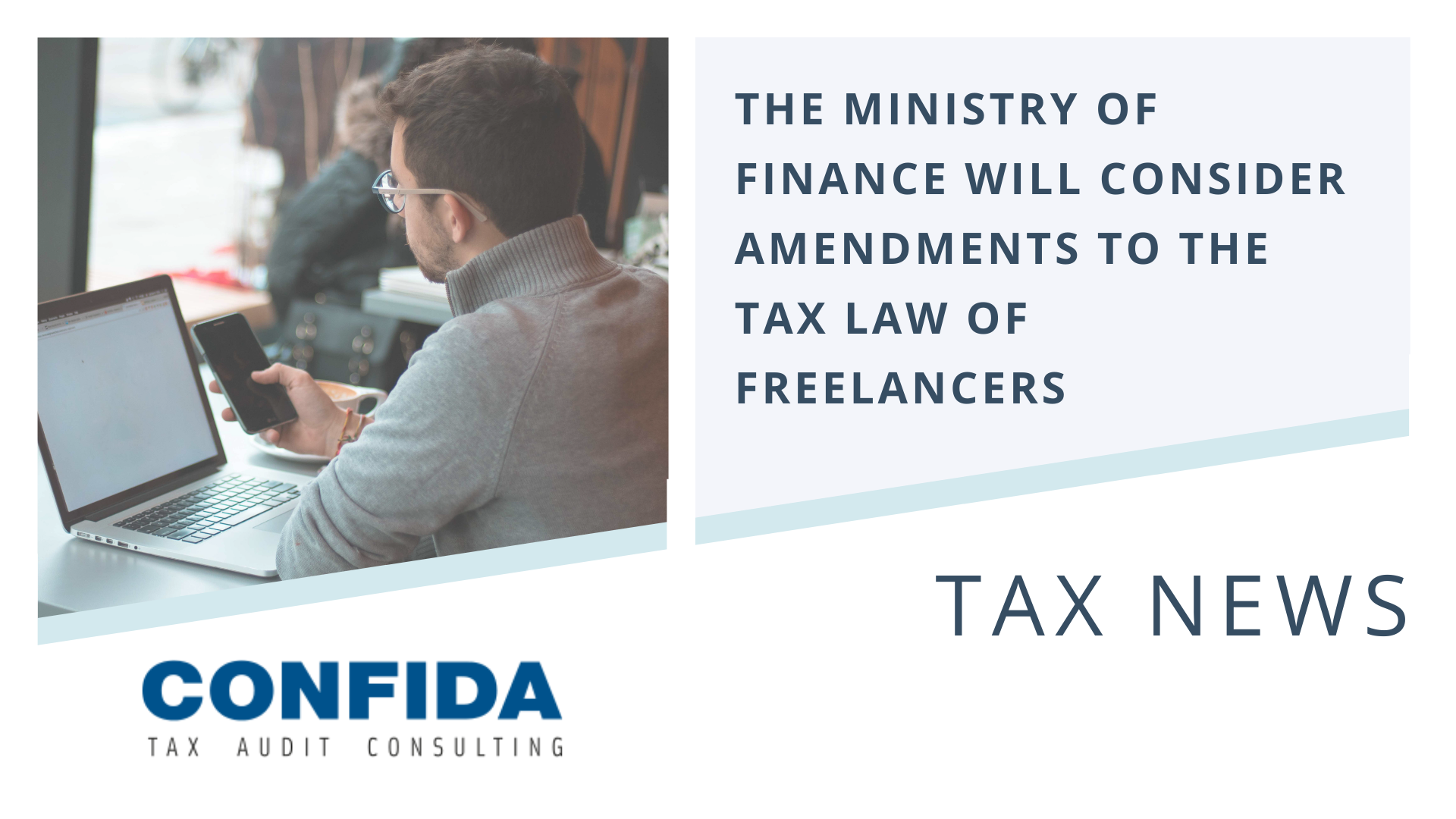 amendments to the Tax Law of Freelancers