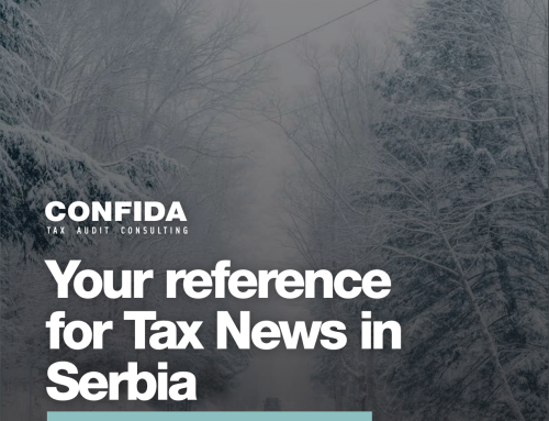 December 2020: Your reference for Tax News in Serbia