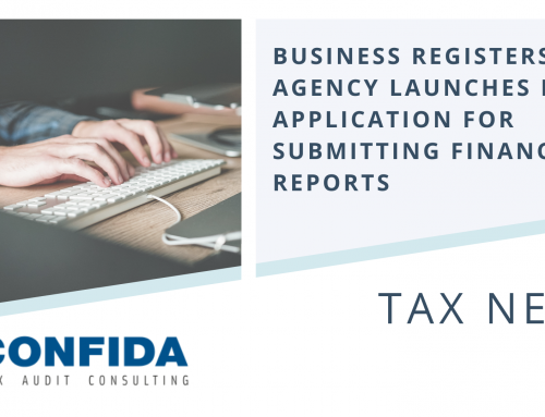 Business Registers Agency Launches New Application for Submitting Financial Reports