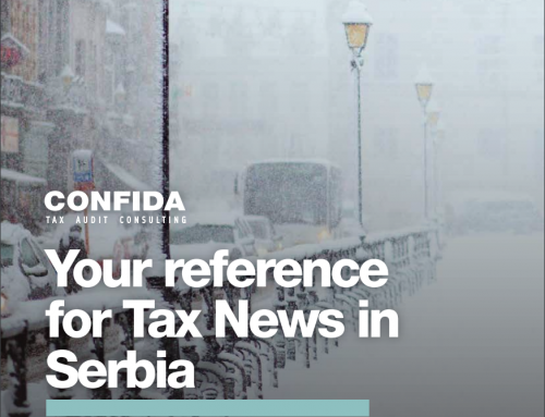 January 2021: Your reference for Tax News in Serbia