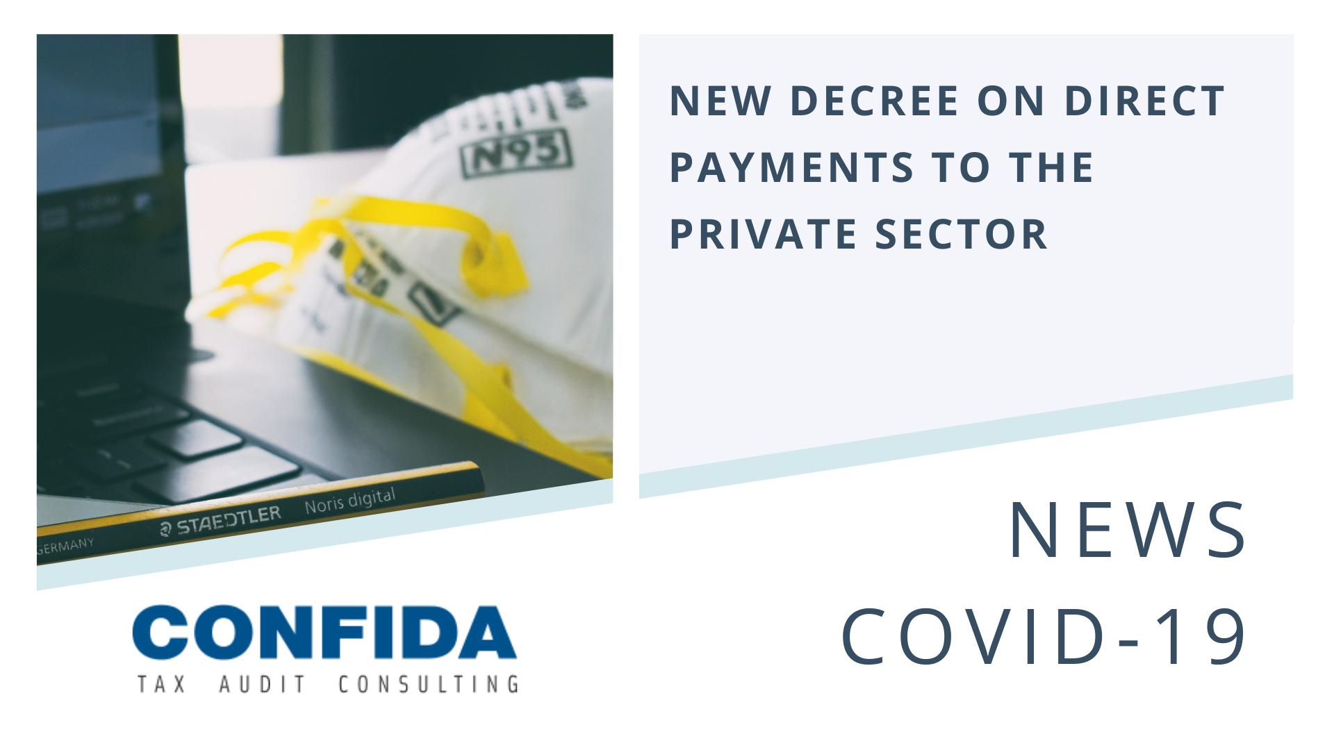 New Decree on Direct Payments to the Private Sector